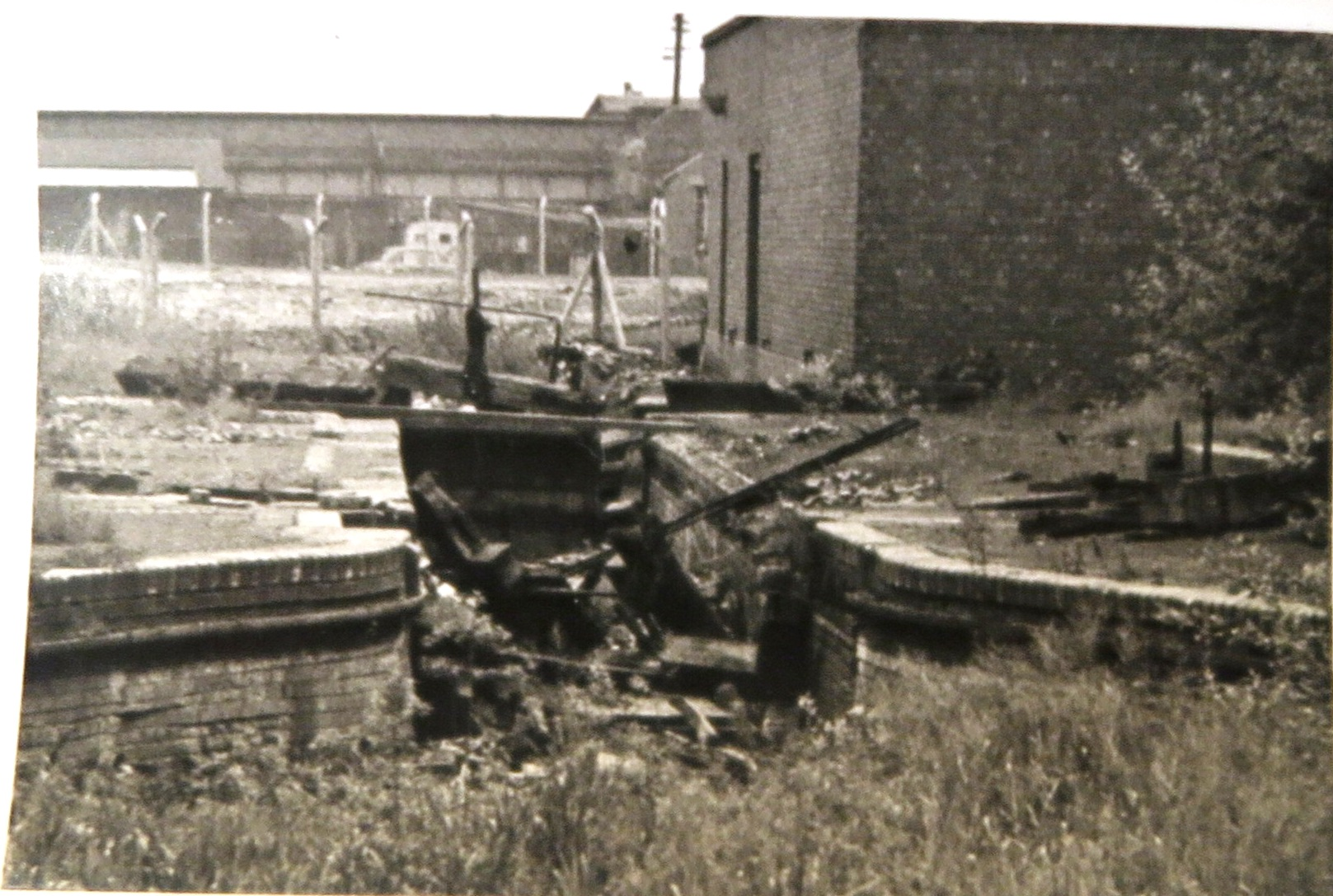 View of Stop lock 1961