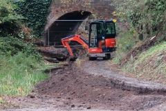 12 Mini Excavator