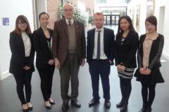 Birmingham University Group 1