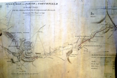 John Snape survey in 1792